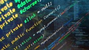 Изображение программирования Стоковые Изображения