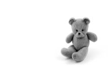 Изображение плюшевого медвежонка Стоковая Фотография