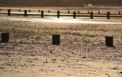 Изображение пляжа стоковое фото rf