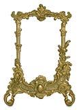 изображение рамки богато украшенный Стоковое Фото