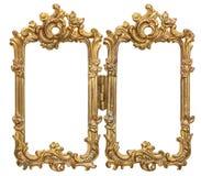 изображение рамки богато украшенный Стоковые Фотографии RF