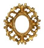 изображение рамки богато украшенный Стоковое Изображение