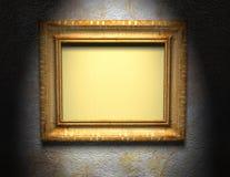 изображение рамки деревянное Стоковая Фотография RF
