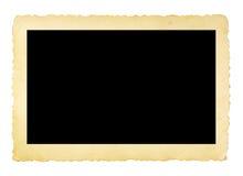 изображение рамки старое Стоковое Изображение