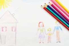 Изображение ребенка Стоковое фото RF