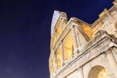 Изображение Рима: величественное Colosseum Стоковая Фотография RF