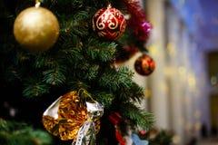 изображение рождества орнаментирует xmas вала Стоковые Фото