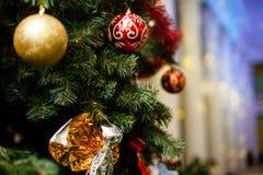 изображение рождества орнаментирует xmas вала Стоковые Фотографии RF