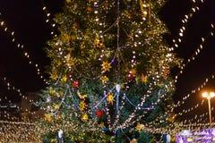 изображение рождества орнаментирует xmas вала Стоковая Фотография RF