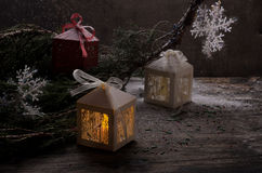 Изображение рождества Стоковые Фото