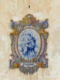 Изображение Святого Антония, Albufeira, Португалии Стоковое Фото