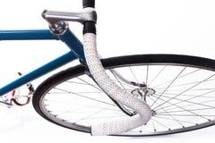 Изображение современного светлого велосипеда Стоковое Фото