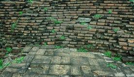 Изображение старой стены Стоковые Изображения