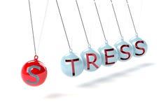 Изображение стресса иллюстрация вектора