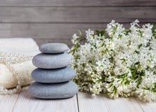 Изображение с камнями Стоковые Фотографии RF