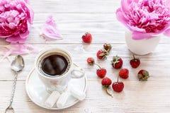 Изображение с кофе Стоковые Изображения