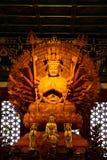 изображение Таиланд Будды деревянный стоковые фото