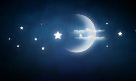 Изображение фантазии ночи Стоковые Фотографии RF