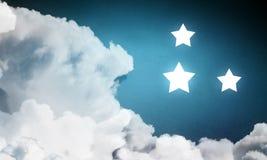 Изображение фантазии ночи Стоковая Фотография RF