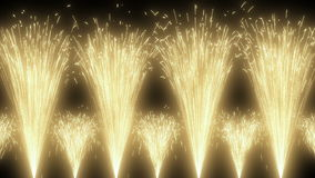 Изображение фейерверков видеоматериал