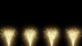 Изображение фейерверков иллюстрация штока