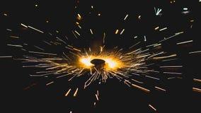 Изображение фейерверков Diwali в Индии стоковые изображения