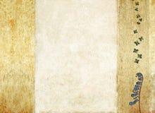 изображение флоры предпосылки текстурировало Стоковые Фото
