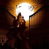 Изображение хеллоуина Стоковая Фотография RF