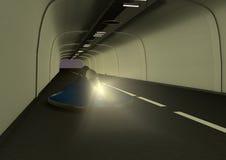 Изображение 5 ховеркрафта автомобиля Стоковые Фотографии RF