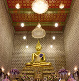 изображение церков Будды Стоковое фото RF