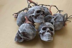 Изображение черепа Стоковое фото RF