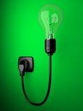 изображение шарика 3d электрическое Стоковая Фотография RF