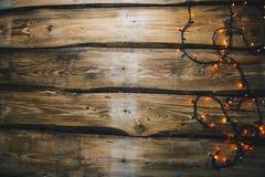 изображение энергии принципиальной схемы предпосылки обои на рабочем столе в стиле Нового Года Деревянная предпосылка фото с гирл стоковые фото