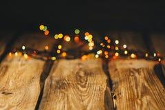 изображение энергии принципиальной схемы предпосылки обои на рабочем столе в стиле Нового Года Деревянная предпосылка фото с гирл стоковая фотография