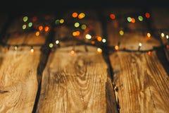 изображение энергии принципиальной схемы предпосылки обои на рабочем столе в стиле Нового Года Деревянная предпосылка фото с гирл стоковое изображение rf