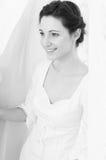 Изображение элегантной красивой молодой дамы счастливой Стоковое Изображение RF