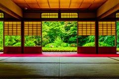Изображение японского стиля Киото Стоковые Изображения