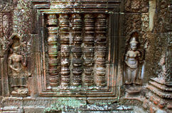 Изображение Angkor Wat Стоковая Фотография