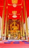 Красивейшее изображение Будды в Таиланде Стоковая Фотография RF