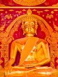 Красивейшее изображение Будды в Таиланде Стоковое Изображение