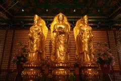 Изображение Kuan Yin искусства китайца Будды Стоковая Фотография RF