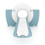 Изображение MRI прибора Стоковое фото RF