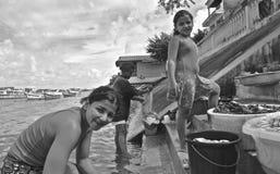 Изображения Бразилии Люди и бразильские земли Стоковое Фото