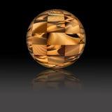 изображения глобуса пустыни Стоковое Изображение