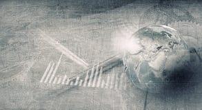 Изображения земли дела Стоковая Фотография RF