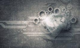 Изображения земли дела Стоковые Фотографии RF