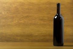 изображения иллюстрации бутылки 3d вино разрешения высокого красное Стоковые Изображения