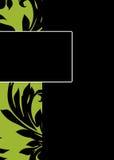 изображения карточки самомоднейшие Стоковое Изображение RF