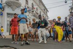 Изображения Кубы - Сантьяго-де-Куба Стоковые Фотографии RF