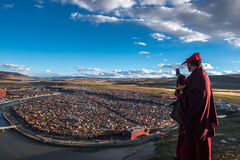 Изображения монаха Стоковое фото RF